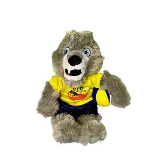 VfB Suhl LOTTO Thüringen Wolfi