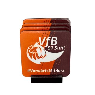 VfB Suhl LOTTO Thüringen Untersetzer Set